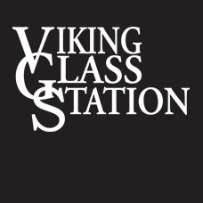 Viking Glass Station, Logo